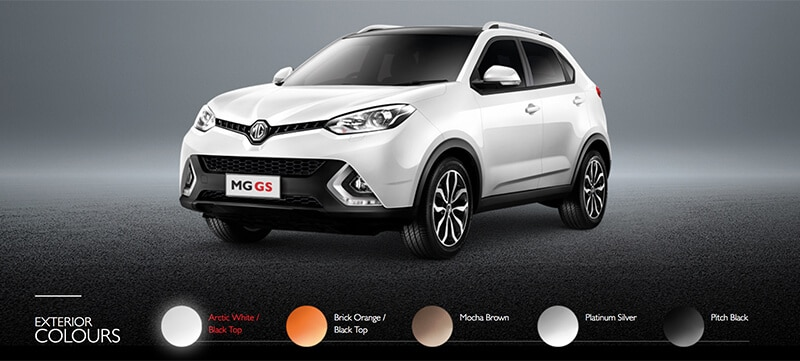 NEW MG GS 1.5 L TURBO